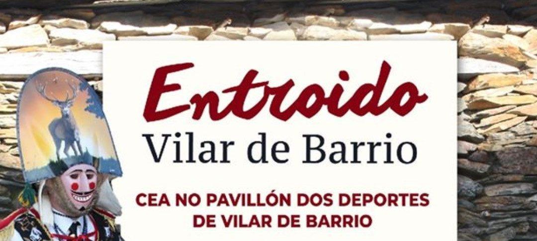 Cea de Entroido en Vilar de Barrio