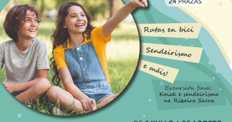 Programa Concilia, actividades para nenos e nenas