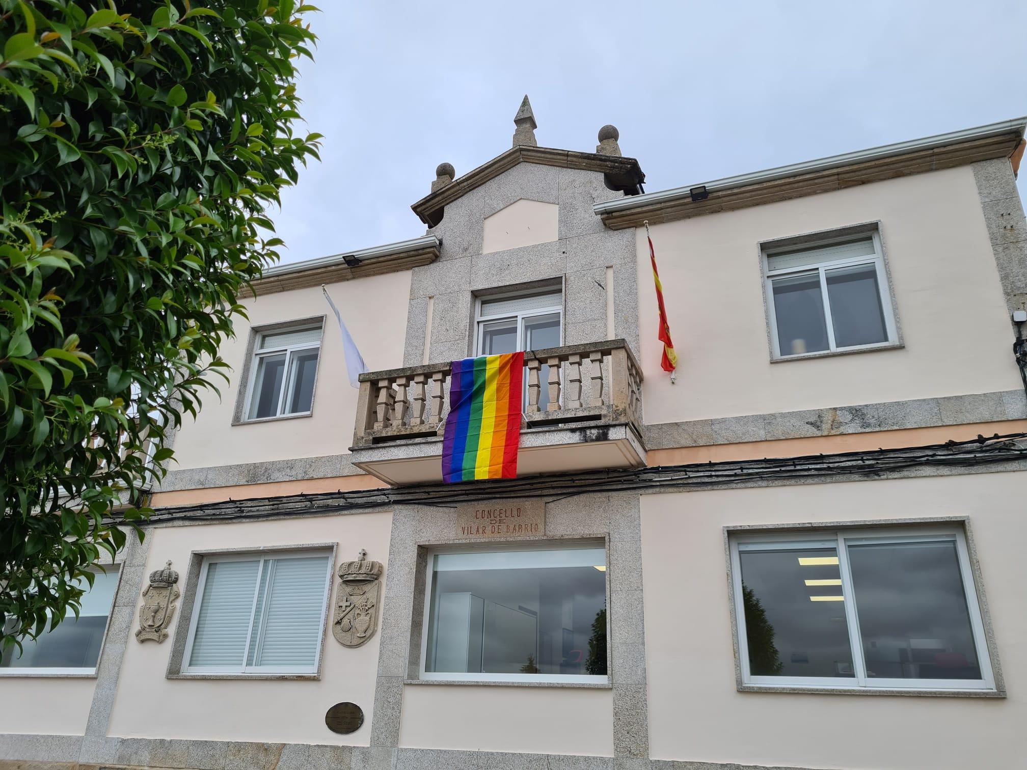 Día internacional do Orgullo LGTBI tamén en Vilar de Barrio