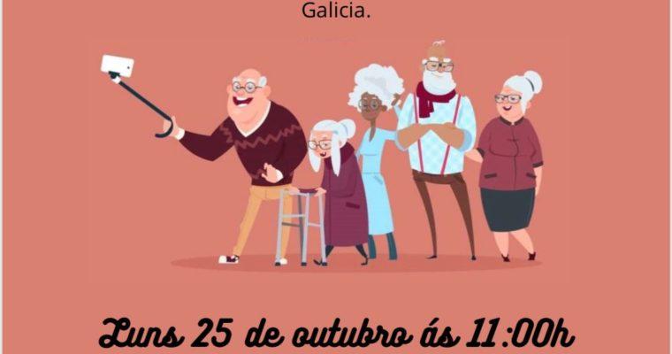 Charlas de envellecemento saudable